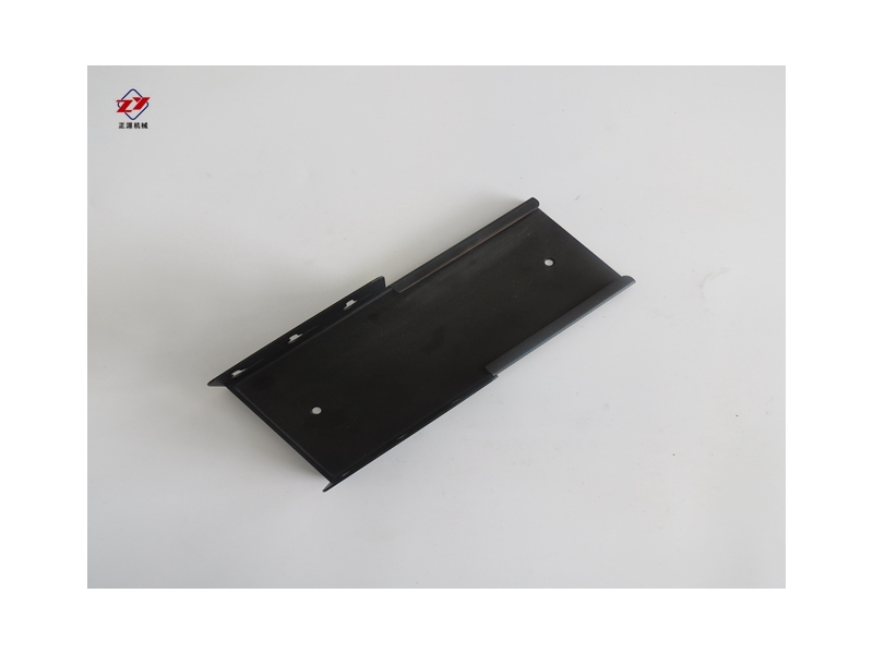 Custom OEM ODM Large Size Black Powder Coating Carbon Steel Stamping Punching Bending Computer Gamin