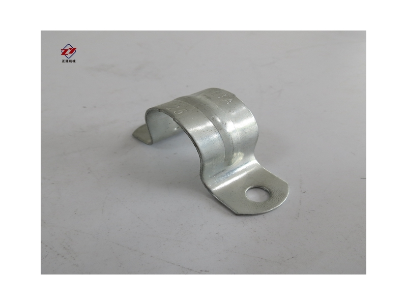 Custom OEM ODM High Precision Black Anodized Aluminum Stamping Punching Forming C Shaped Mounted Bra