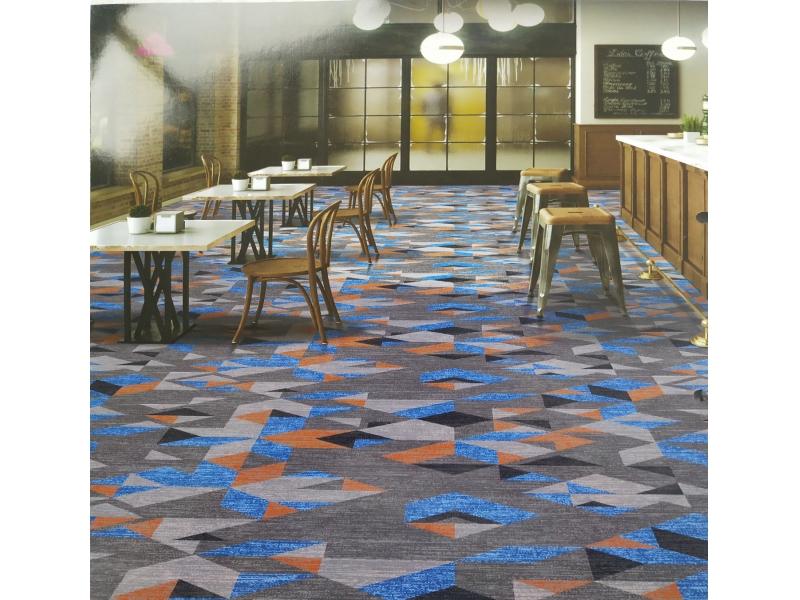 Luxury Guestroom Banquet Hall Hotel Axminster Carpet Premium Series