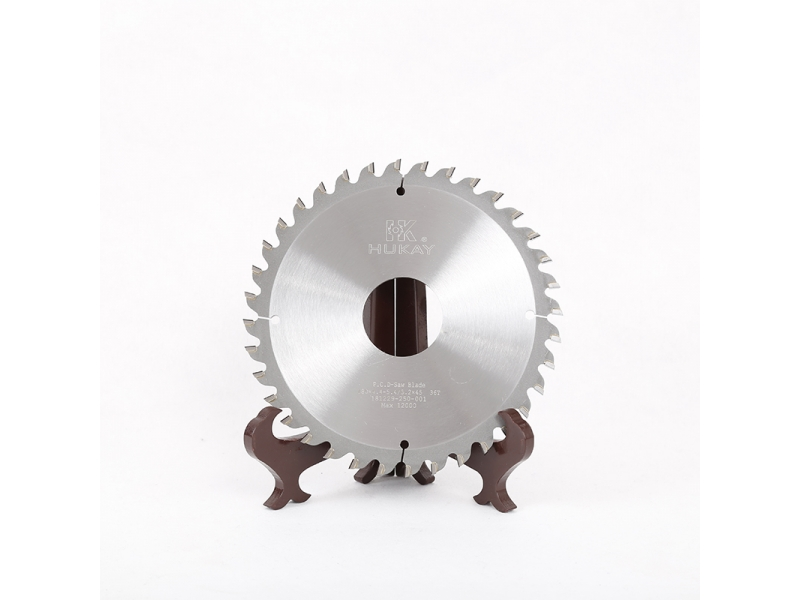 TCT conical scoring saw blade