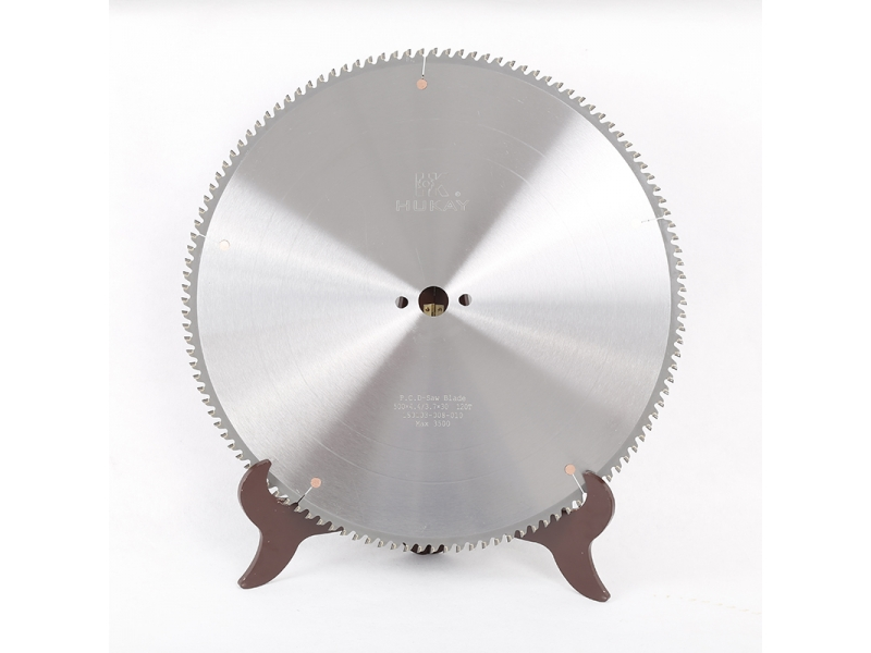 Solid wood cross cutting TCT circular saw blade