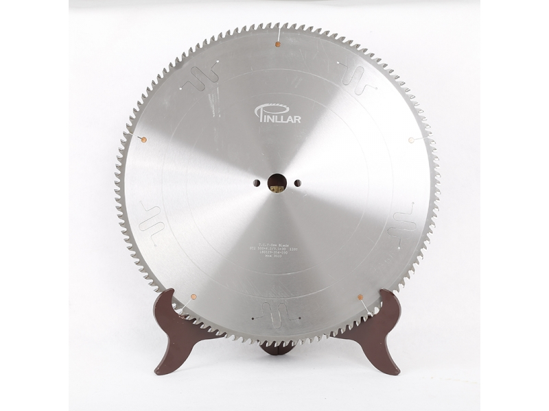 PCD woodworking saw blade