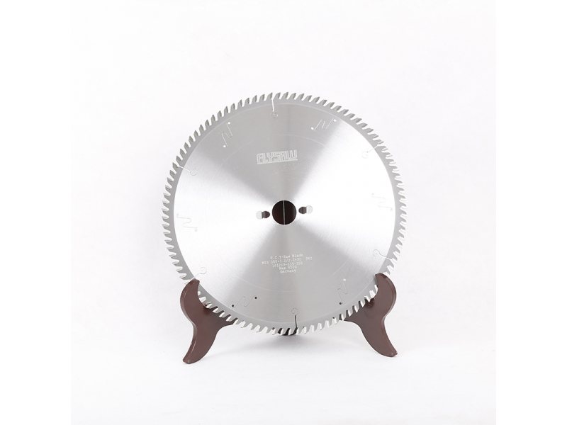 PCD aluminum alloy cutting saw blades