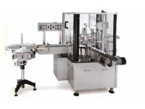eye drops, red syrup and iodine  filling capping machine