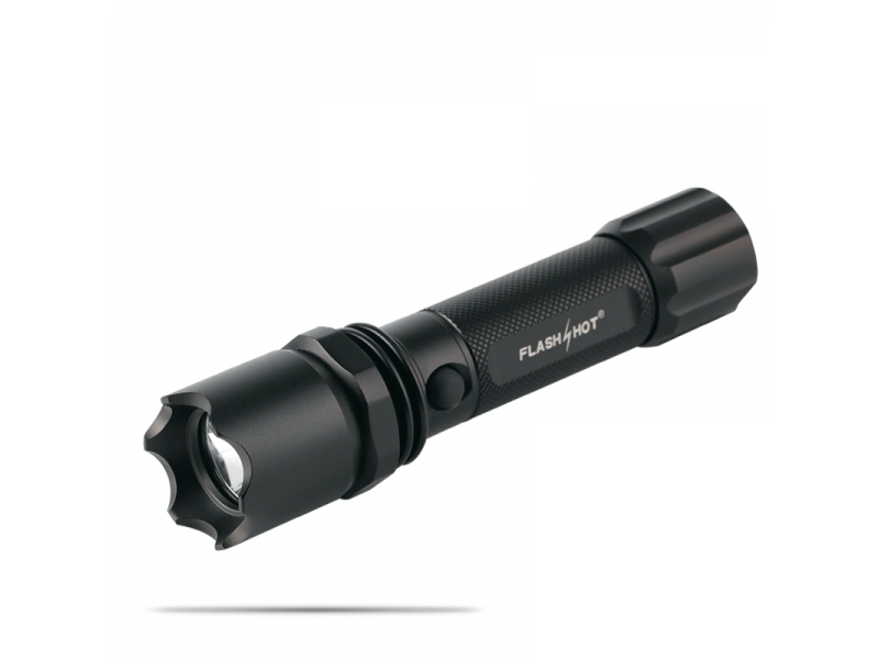 Strong light tactical explosion-proof LED hand waterproof aluminum alloy flashlight
