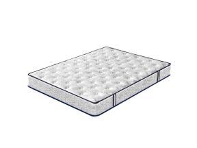 Innerspring Mattress Tight Top 8-Inch Encased Coil Memory Foam