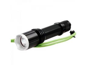 LED flashlight tactical explosion-proof LED hand waterproof aluminum alloy flashlight