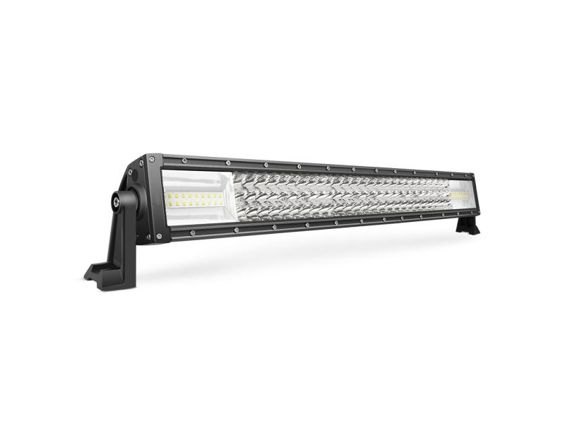 "Professional Manufacturer 32"" 378W LED Light Bar 3 Rows Led Lamp for Car Tractor"
