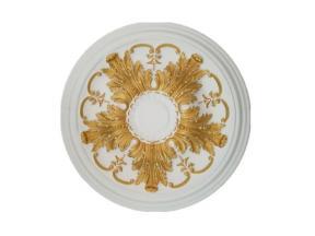 Ceiling decoration pu medallion home decorative material