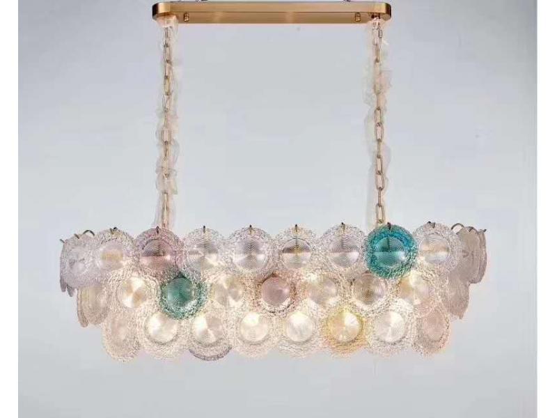 Postmodern  chandelier