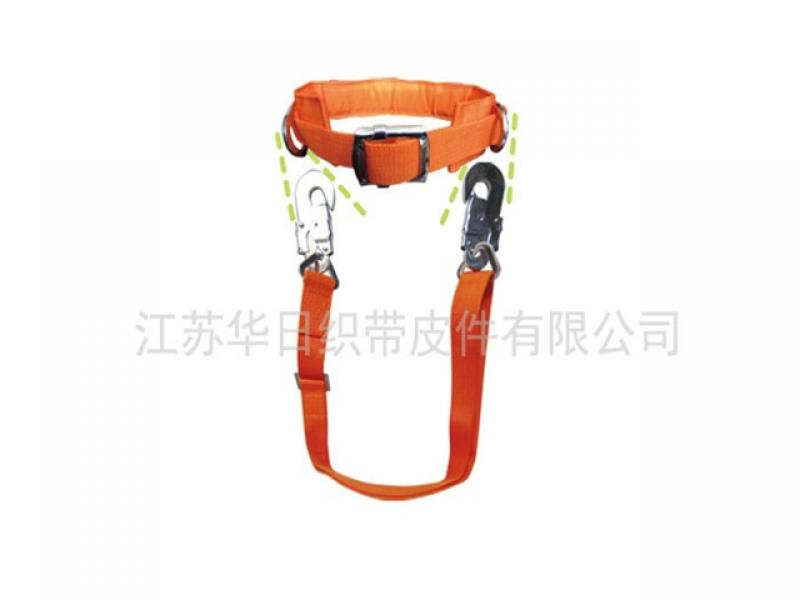 Single-waist positioning harness HR202