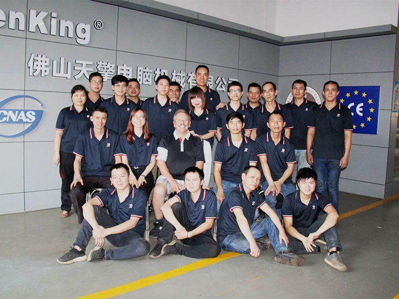 Foshan Shunde Teenking Cnc Machinery Co., Ltd.