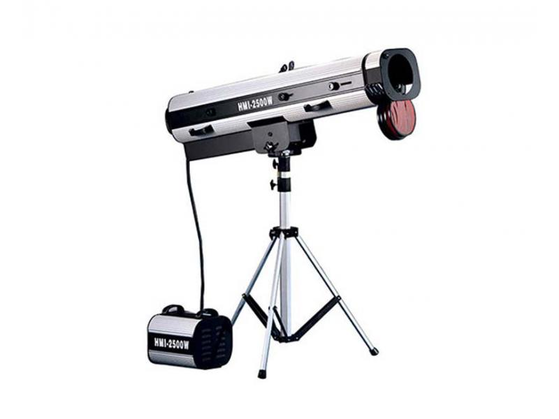 2500W mechanical follow spot light