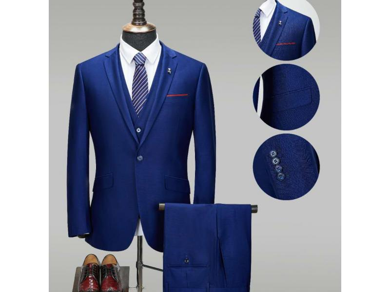 Fashion suit men's clothing