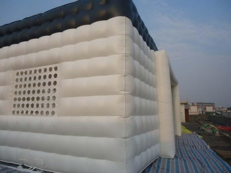 Inflatable Cube tent for event