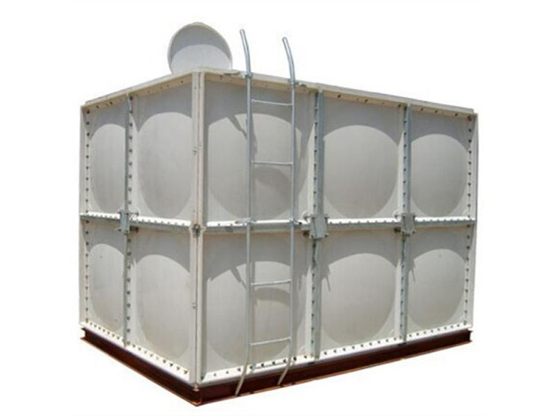 FRP GRP Fiber glass sectional panel water storage tank