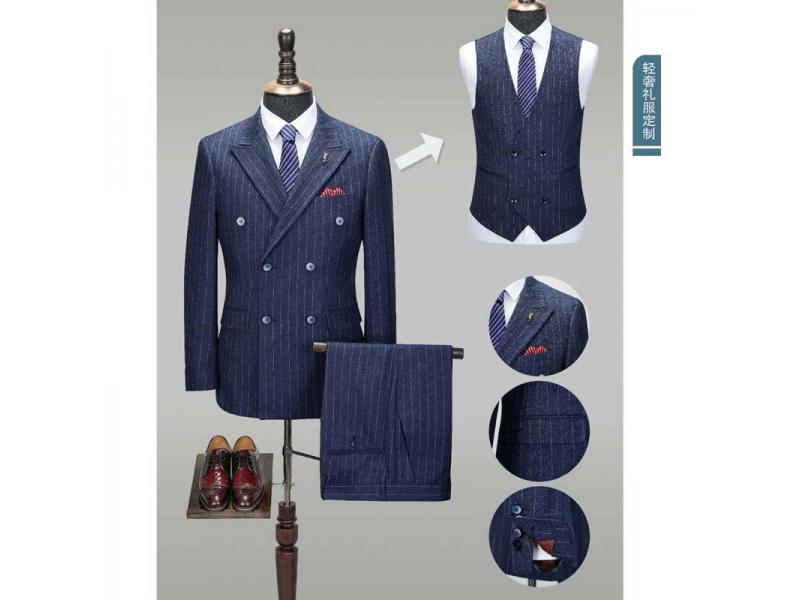 Fashion suit men's clothing