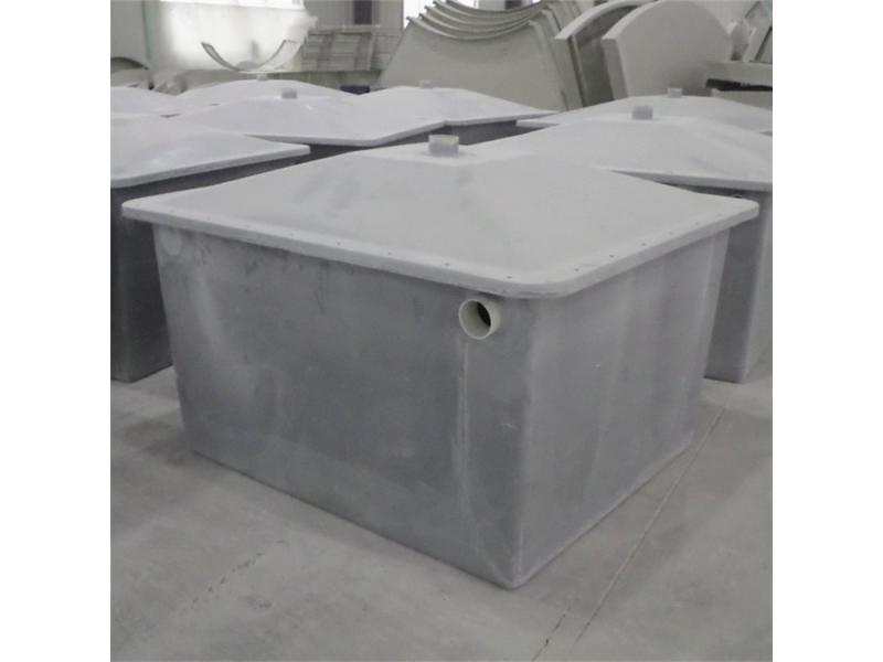 Fiberglass Outdoor / Underground enclosure for solar battery box