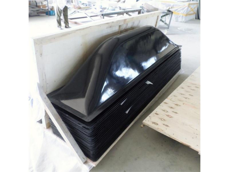 Fiberglass wind deflector Truck Spoiler awnings cab-roof fairing