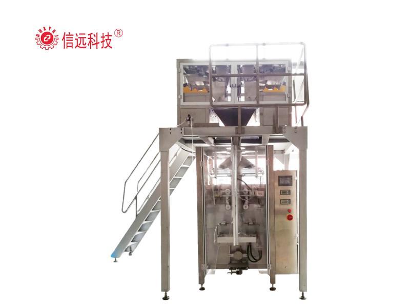 Xinyuan vertical livestock pig feed packaging machine
