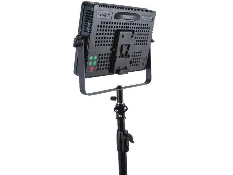 LED Portable travel ENG video Light
