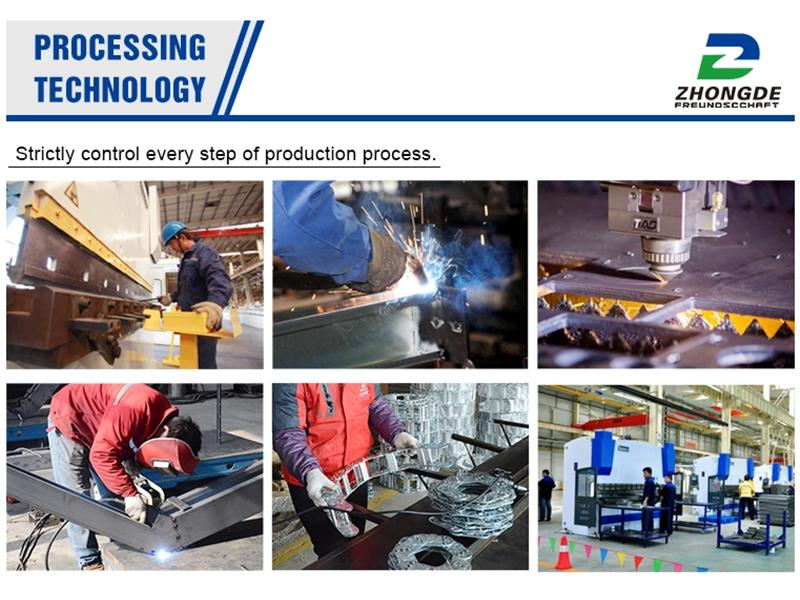Shandong Zhongde Machine Tool Accessories Producing Co., Ltd.