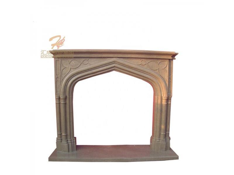 Custom Wholesale Low Price Marble Stone Fireplace