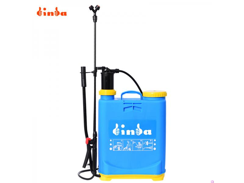 Binda Competitive Price of 16L Agriculture Knapsack Plastic Hand Manual sprayer