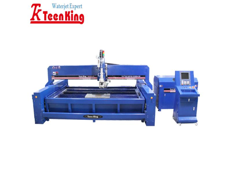 Exclusive product 5 axis waterjet cutting machine waterjet cutter