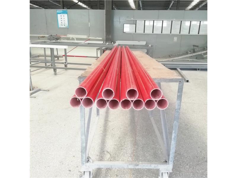 GRP FRP Fiberglass Pultrusion Winding Pipe tube