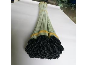 GRP FRP Fiberglass rods with end tips