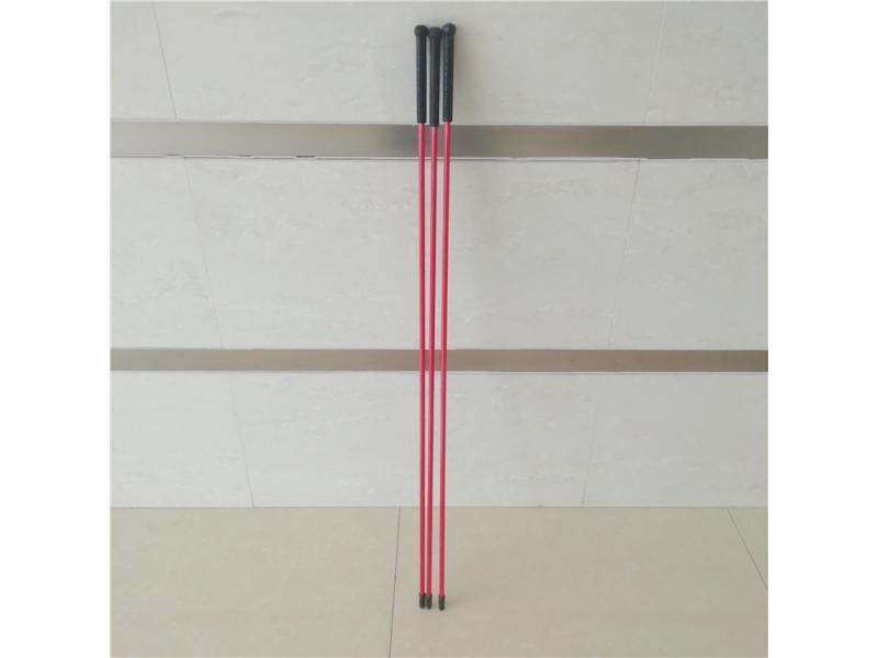 FRP GRP Fiberglass cattle sticks walking sticks