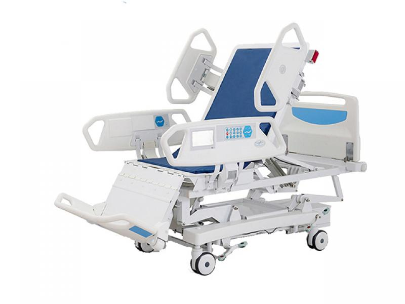 Multifunctional Electric Hospital ICU Bed