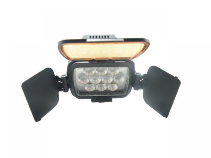 COMER Classic Super power LED on-camera light