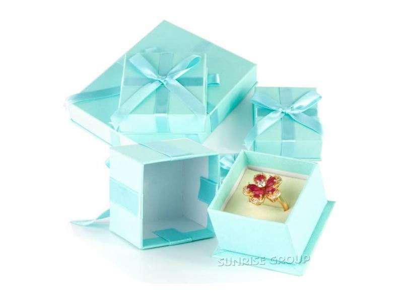 Collection Storage Packaging Ring Necklace Bracelet Jewelry Gift Box