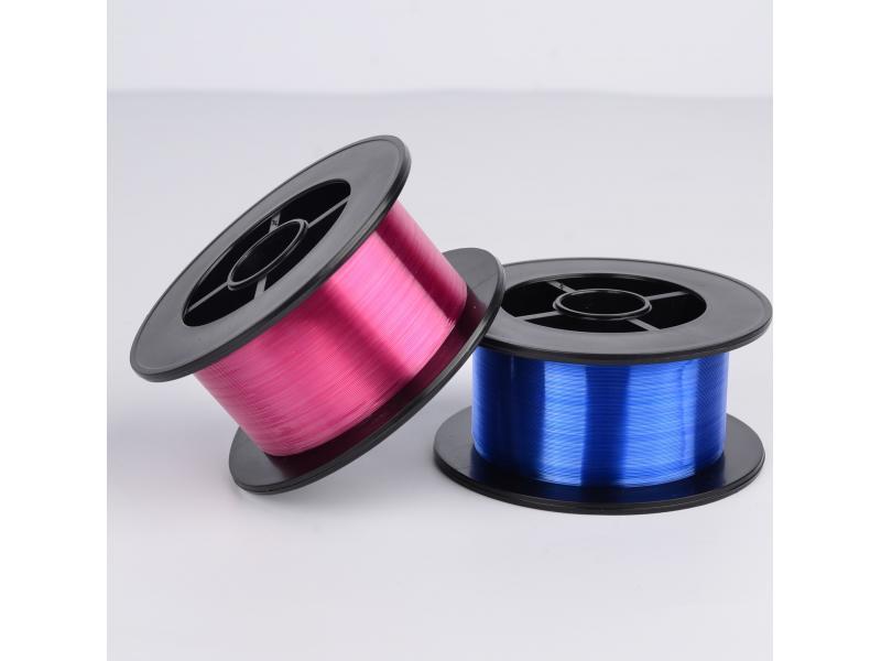 Super Strong plastic fishing line spools Copolymer fishing line nylon commercial fishing line