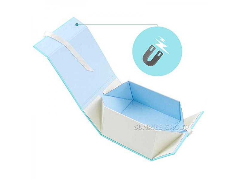 Hot Sale Custom Handmade Foldable Cardboard Folding Gift Box
