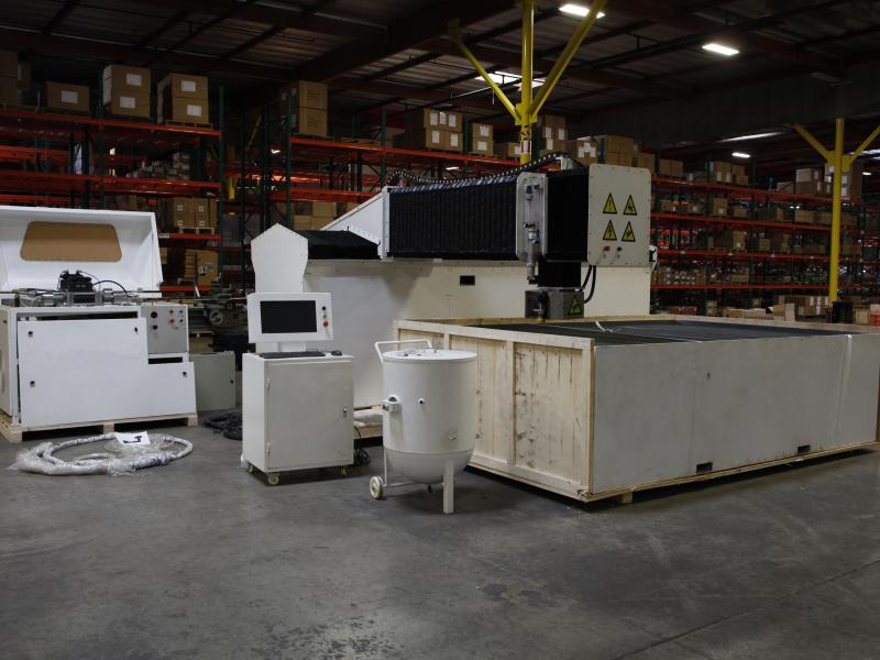 Hot Sales Waterjet Cutting Machine