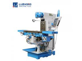 Aluminium profile milling machine X6432 Universal swivel head milling machine