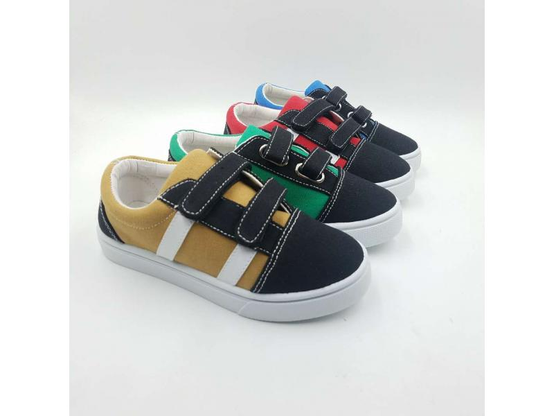 New Order Kids Injection Canvas Casual Shoes Low Price Spelt List