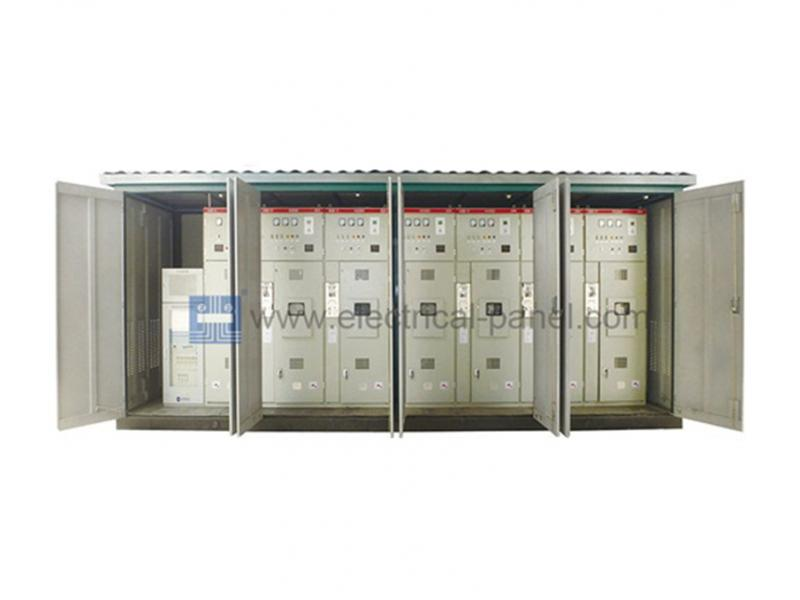 ZBW OUTDOOR PREFABRICATED SUBSTATION