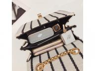 Factory Wholesale Canvas Coin Purse Fashion Bag Lady Handbag (J937)