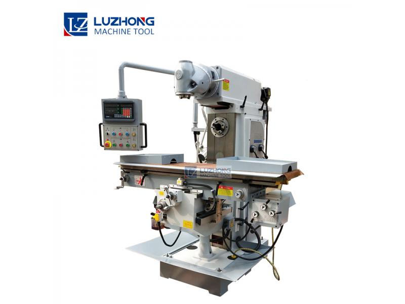 Milling machine x6436 Universal rotary head milling machine