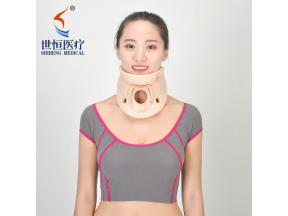 Philadelphia cervical collar S M L size neck brace skin color for sale