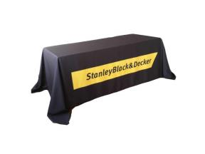 trade show table cloth