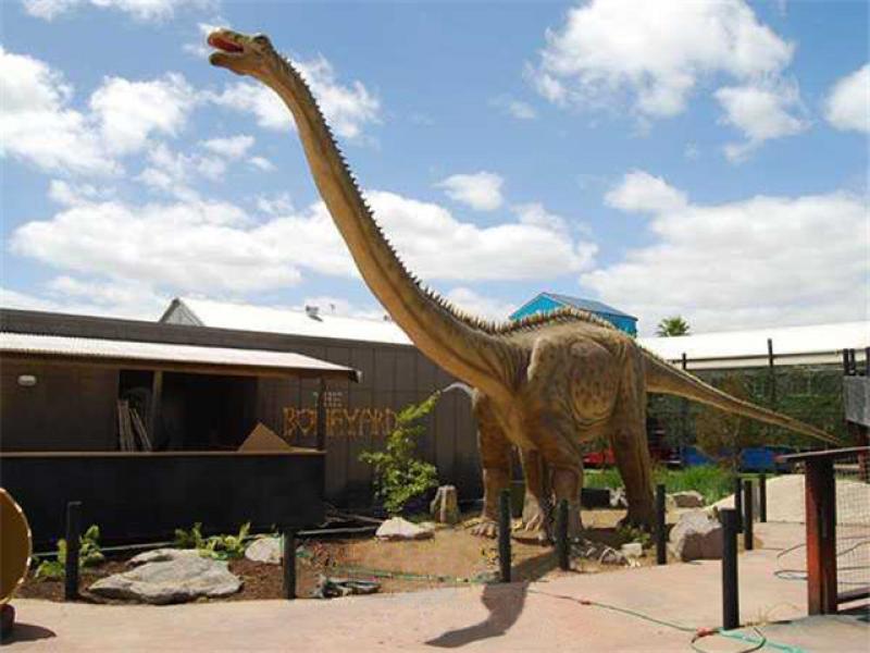 Animatronic Dinosaur Diplodocus(AD-710)