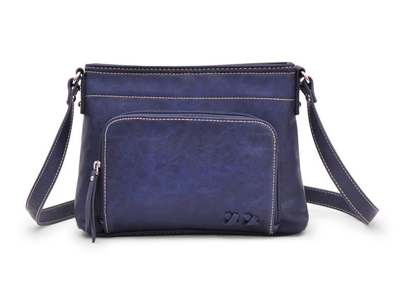 Factory Wholesale Classic PU Leather Fashion Bag Lady Handbag(J941)
