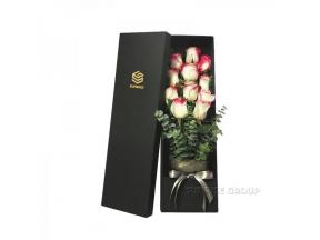 High-end Paper Rectangle Gift Flower Box