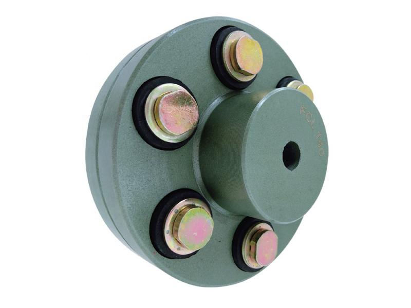 FCL rubber flexible coupling for gearbox