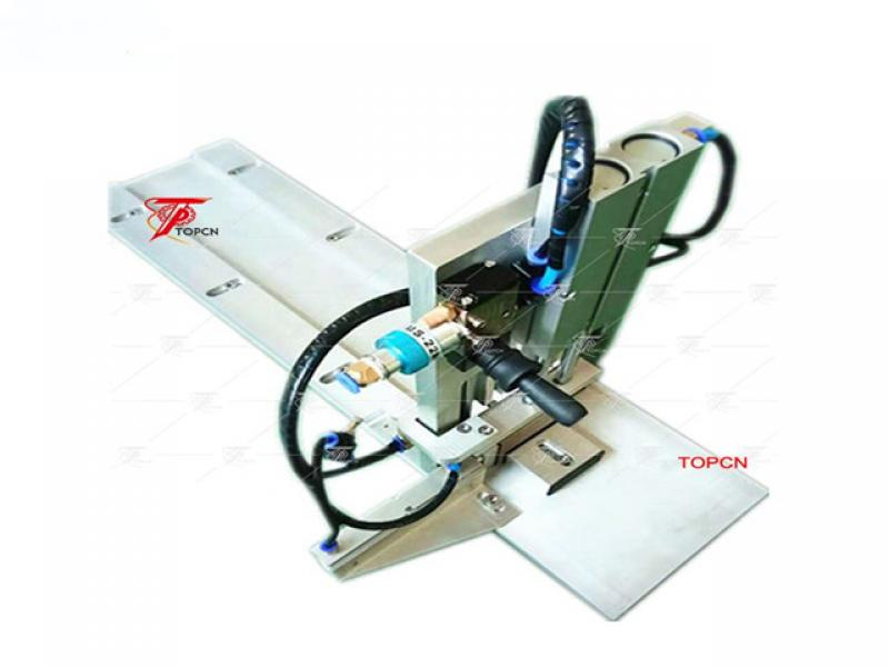 Manual Cylindrical Soap Strip Cutting Machine
